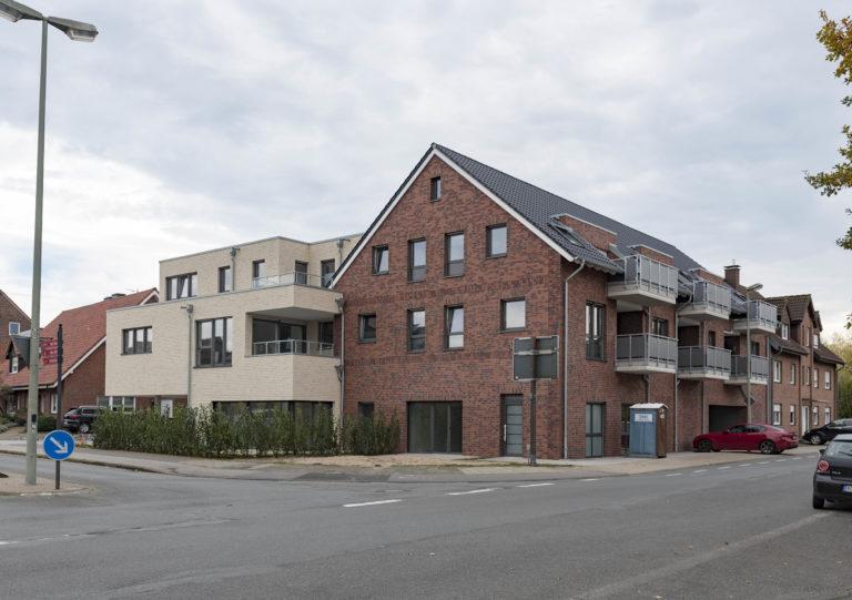Mehrfamilienhaus Rhede