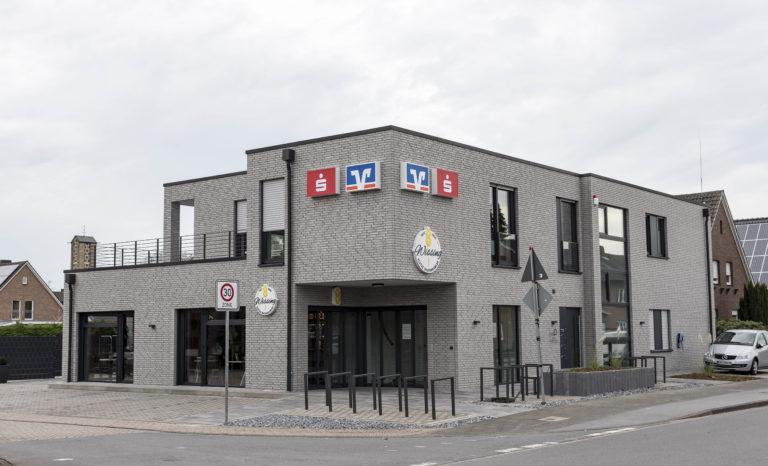 Wohn- und Geschäftshaus Rhede
